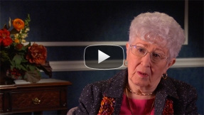 Photo of Dr. Loretta C. Ford. Link to her video