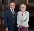 Dr. Herchmat and Marge Tabechian